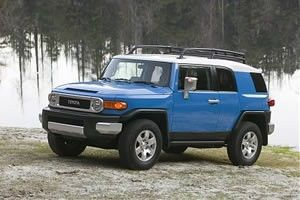 Toyota Announces Prices for All-New 2007 FJ Cruiser Sport Utility Vehicle